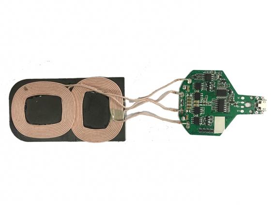 无线充电器贴片